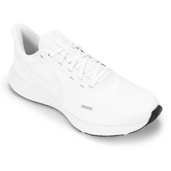 Tênis Nike Revolution 5 Masculino - Branco