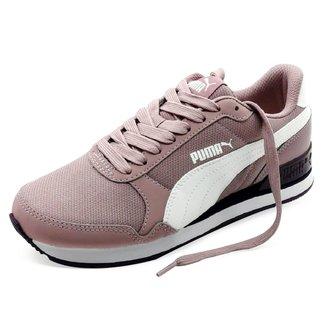 Tênis Puma St Runner V2 Sn Bdp Feminino