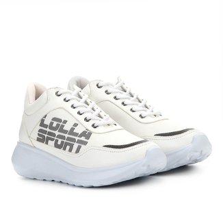 Tênis Santa Lolla Sneaker Amarração Feminino