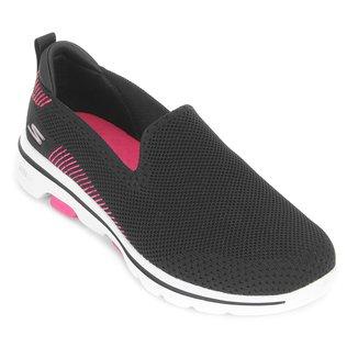 Tênis Skechers Go Walk 5 Prized Feminino