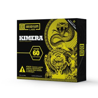 Termogênico Kimera Thermo - 60 Comprimidos - Iridium Labs
