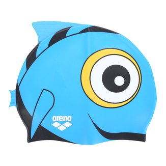 Touca de Natação Infantil Arena Awt Fish Cap
