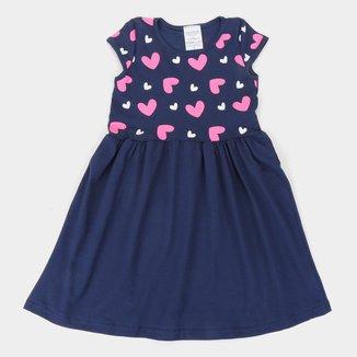 Vestido Infantil Candy Kids Coração