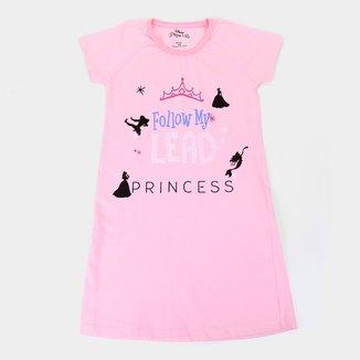 Vestido Infantil Disney Princess