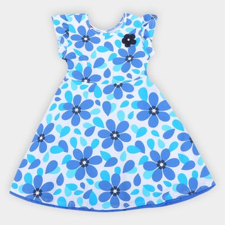 Vestido Infantil Kyly Floral