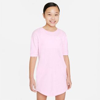 Vestido Infantil Nike G NSW Dress Jersey
