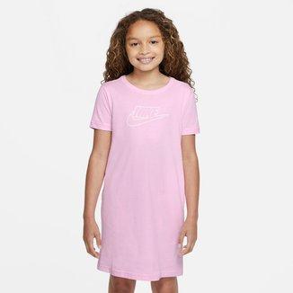 Vestido Infantil Nike G Nsw Futura Feminino