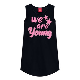 Vestido Juvenil Kyly We Are Young
