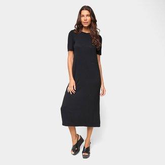 Vestido Los Wear Midi Longo T Shirt Dress