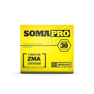 Vitamínico Soma Pro ZMA 30 Comprimidos - Iridium Labs