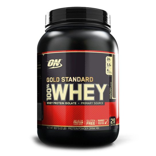 Whey Protein 100% Whey Gold Standard 2 Lbs - Optimum Nutrition -