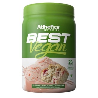 Whey Protein Best Vegan 500g - Atlhetica Nutrition