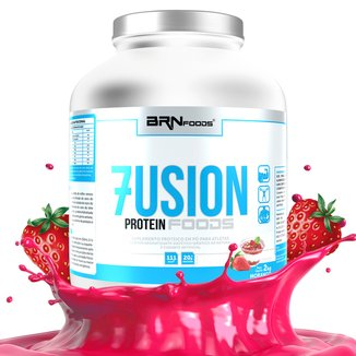 Whey Protein Concentrado Fusion Protein Foods 2kg - BRN Foods