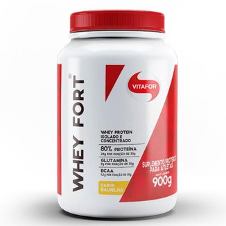 Whey Protein Fort Vitafor 900g